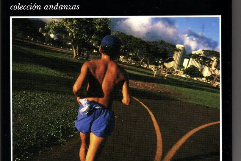 """""""de qué hablo cuando hablo de correr"""" de Haruki Murakami."""
